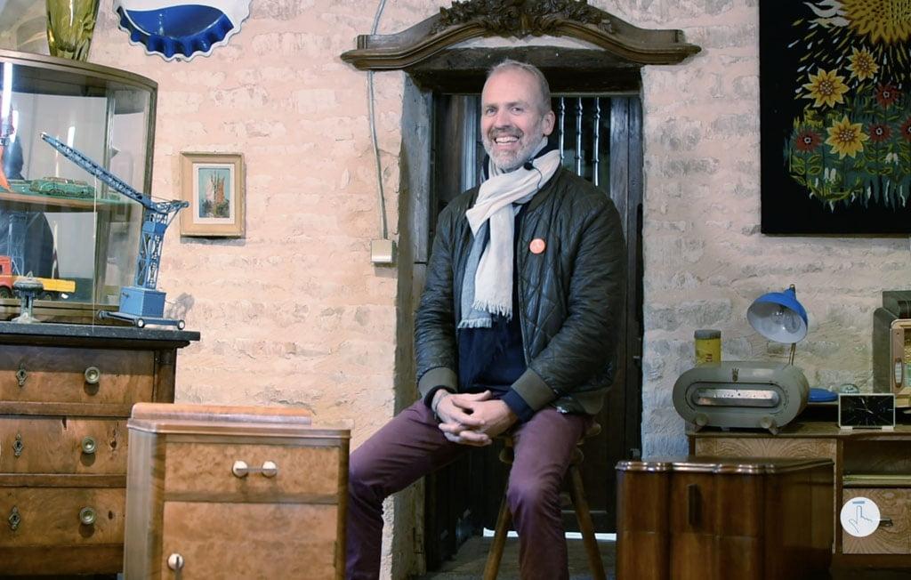 Formation restaurer meuble bois - Introduction de Cyrille Marie